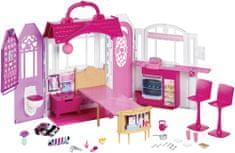Barbie Dom so svetlami a zvukmi