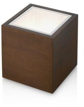 Philips namizna svetilka 43268, temno rjava