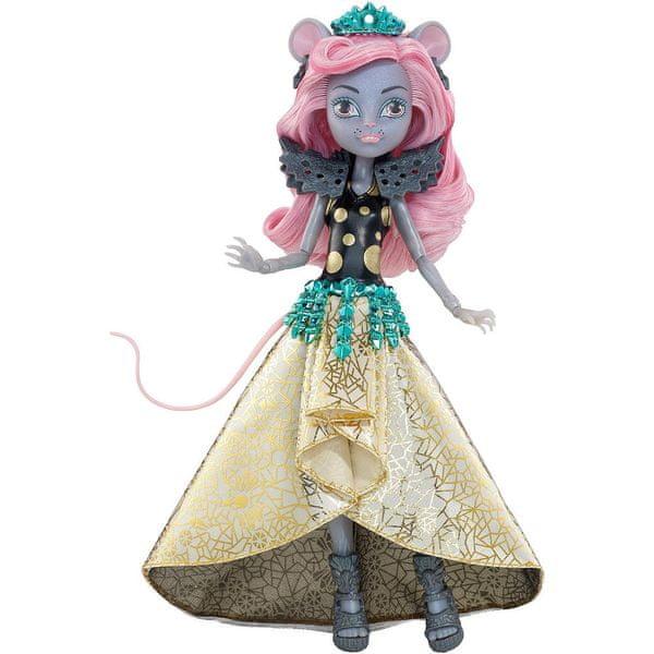 Monster High Boo York hvězdné příšerky Mousedes King