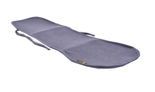 Monza Vložka do autosedačky 3D Monza Aero 15-36 kg, tmavě šedá