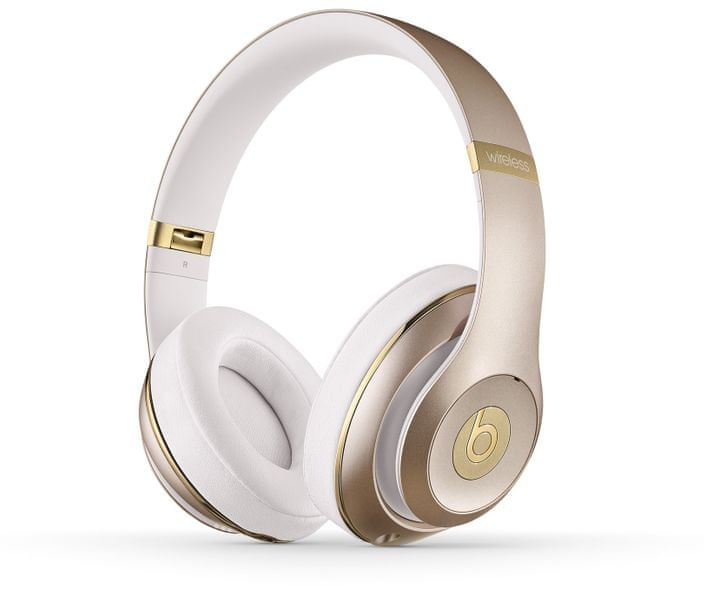Beats by Dr. Dre Studio Wireless (Gold)