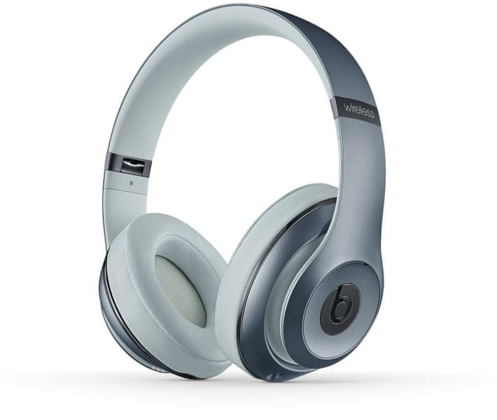 Beats by Dr. Dre Studio Wireless, šedá (MHDL2ZM/B)