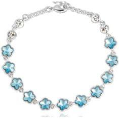 Vicca Náramek Blue Flowers OI_340207_blue
