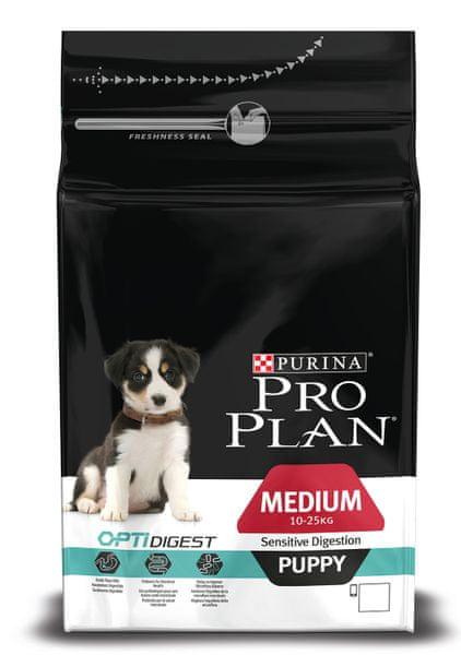 Purina Pro Plan Medium Puppy Sensitive Digestion 1,5kg