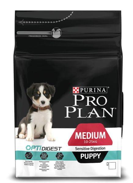 Purina Pro Plan Medium Puppy Sensitive Digestion 3kg