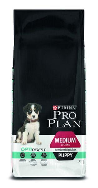 Purina Pro Plan Medium Puppy Sensitive Digestion 12kg