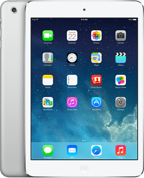 Apple iPad Mini 2 Wi-Fi 32GB Silver (ME280SL/A)