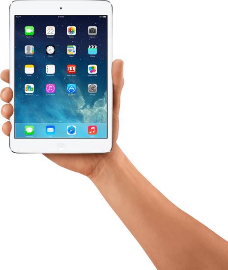 Apple iPad Mini 2 Wi-Fi 16GB Silver (ME279SL/A)
