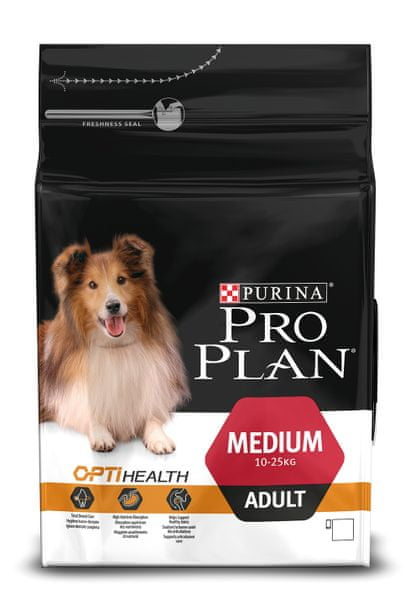 Purina Pro Plan Medium Adult 3kg
