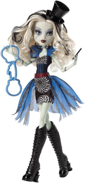 Monster High Freak Du Chic Frankie