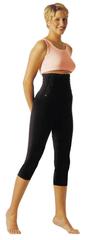 Lanaform Hlače za hujšanje in šport LANAFORM Body line corsaire - velikost črna 1 - Odprta embalaža