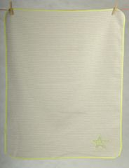 David Fussenegger Deka JUWEL 70×90 cm výšivka Hviezda neon