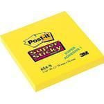 3M Post-it samolepilni lističi Super Sticky 654-S, 76 x 76