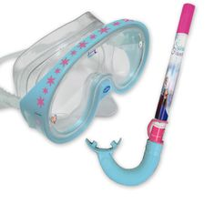 Teddies Brýle a šnorchl Frozen 3+