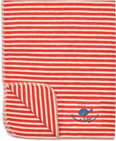 David Fussenegger Juwel Takaró, Piros-Fehér, 70 X 90 cm