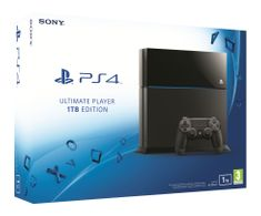 SONY Playstation 4 1 TB Ultimate Player Edition (C Chassis)