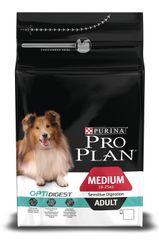 Purina Pro Plan Medium Adult Sensitive Digestion Optidigest 1,5kg