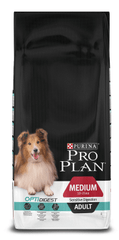 Purina Pro Plan Medium Adult Sensitive Digestion Optidigest 14kg