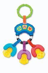 Fisher Price Hrací kousátko - klíčky