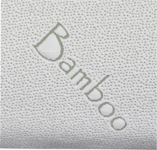 Viscopur Polštář z paměťové pěny Bamboo, profilovaný