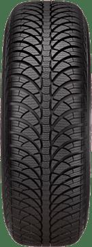 Fulda pnevmatika Kristall Montero 3 185/60R14 82T MS
