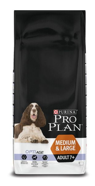 Purina Pro Plan Medium & Large Adult 7+ 14kg