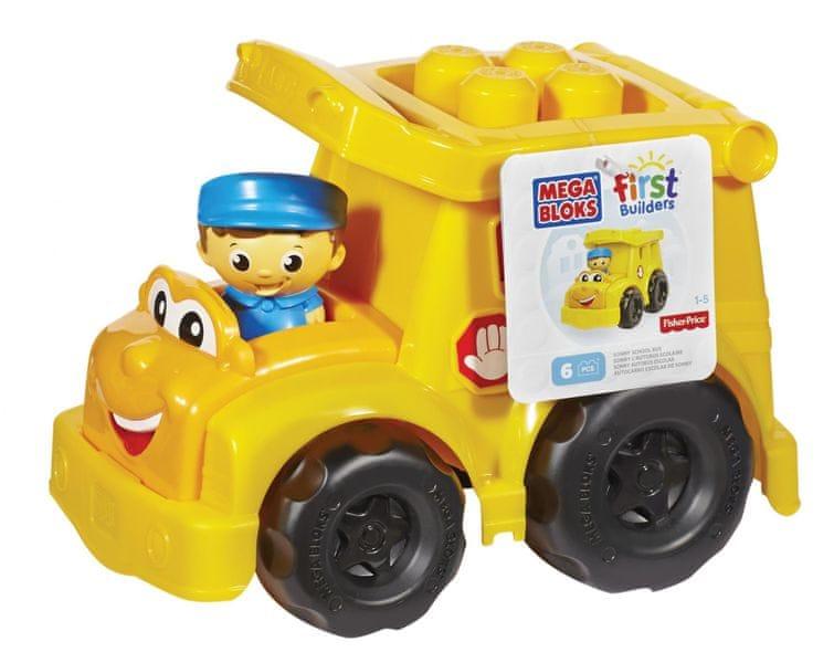 MEGA BLOKS Školní autobus Sonny