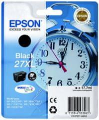 Epson črnilo 27XL, črno