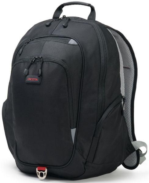 """Dicota Backpack Light 14-15,6"""" black (D31044)"""