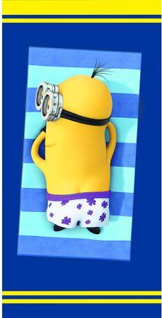 CTI Ręcznik kąpielowy Minionki - Jak ukraść księżyc, Cool