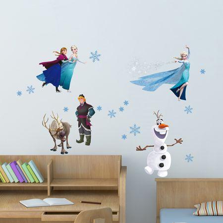 Crearreda dekorativna nalepka, Frozen