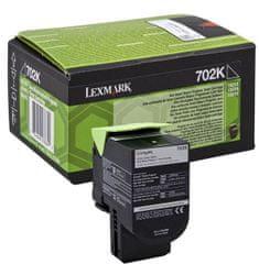 Lexmark toner 70C20K0, črn