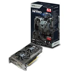Sapphire grafična kartica Nitro R7 370 4GB GDDR5 Dual-X OC lite