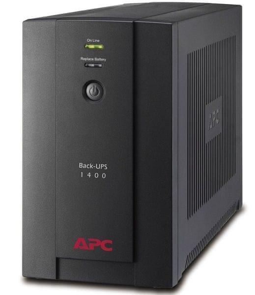 APC Back-UPS 1400VA FR (BX1400U-FR)