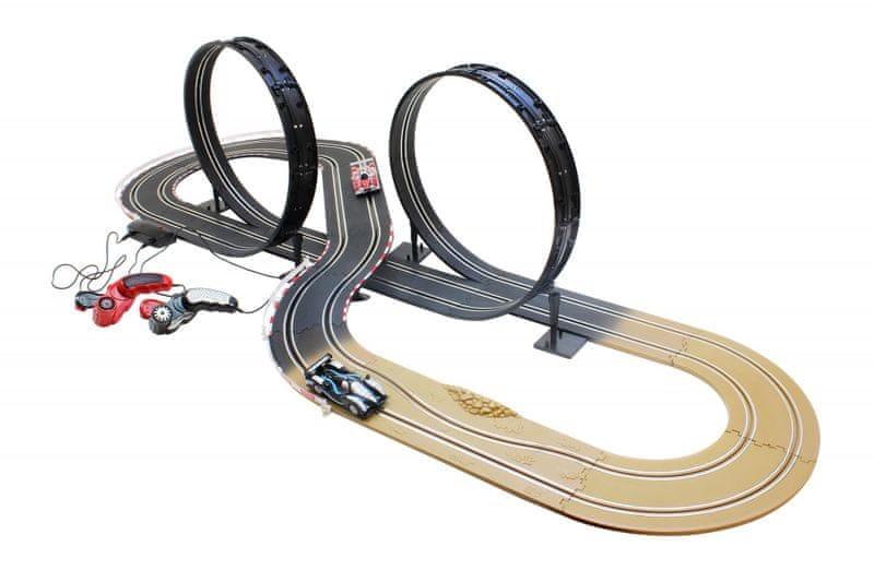 GearBox Autodráha 1:43, 632cm