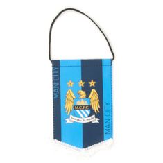 Manchester City FC zastavica (00435)