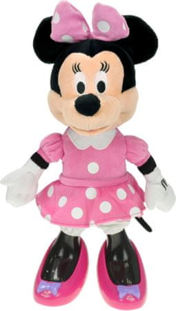 Mikro hračky Minnie 33cm hovoriaca a spievajúca