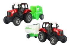 GearBox traktory z przyczepą oraz cysterną
