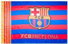 Barcelona FC zastava, rdeče-modra, 150 x 100 cm