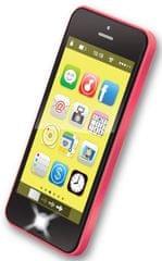 MaDe Smartphone 40 melódií, červená