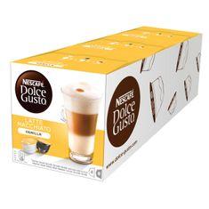 NESCAFÉ LATTÉ VANILLA kávékapszula 3 x 16 db
