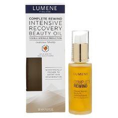 Lumene Intenzivní zkrášlující olej Complete Rewind Recovery (Beauty Oil) 30 ml