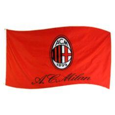 AC Milan zastava 152 x 91 cm (01832)