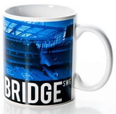 Chelsea FC skodelica, modro-bela