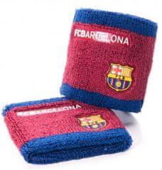 Barcelona FC zapestni trak, rdeče-moder