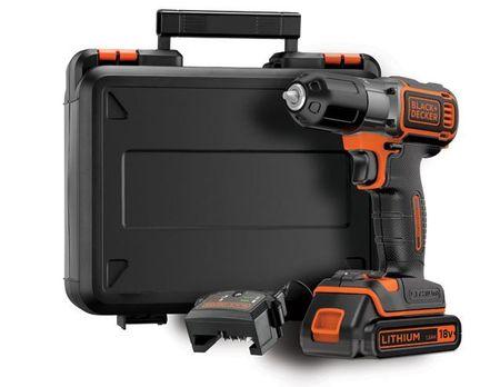 Black+Decker akumulatorski vrtalni vijačnik ASD184K Autosense
