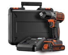 Black+Decker akumulatorski vrtalni vijačnik ASD18K Autosense