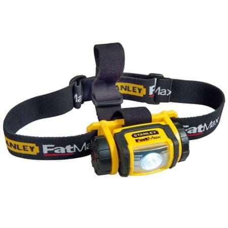 Stanley naglavna svetilka Fatmax FMHT0-70767