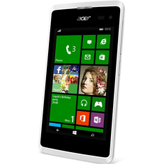 Acer Liquid M220, bílý