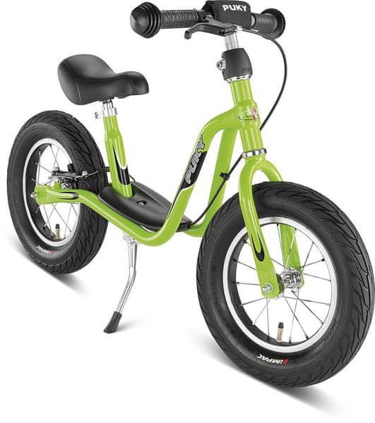 Puky Orážedlo s brzdou Learner Bike XL LR zelená